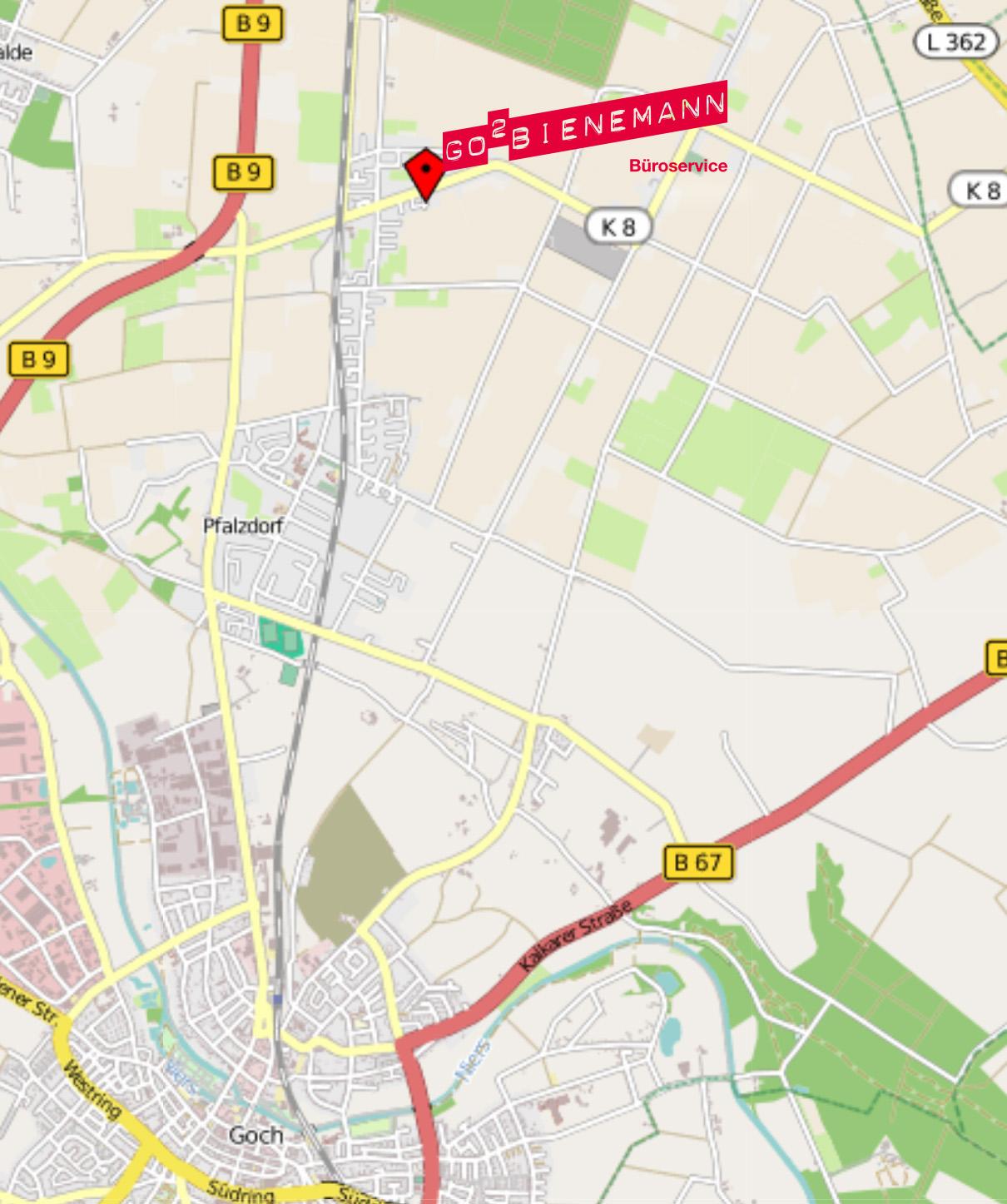 OpenStreetMap Deutschland: Karte